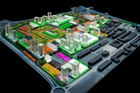 Plano del barrio. (Imagen: Sociópolis)