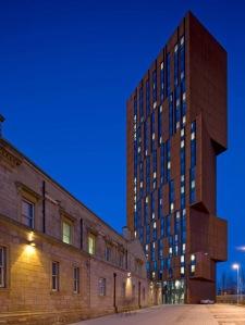 Broadcasting Place, Leeds, Feilden Clegg Bradley Studios, Photo: Sapa, Architectural Aluminium Solutions.