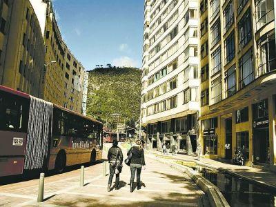 Bogotá - Clarín.com, Arquitectura