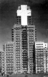 En construcción, octubre de 1934 - Wikipedia