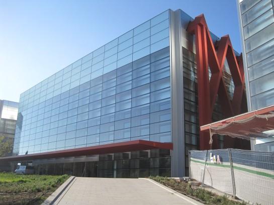 Entrada principal al museo. Foto: Wikipedia.