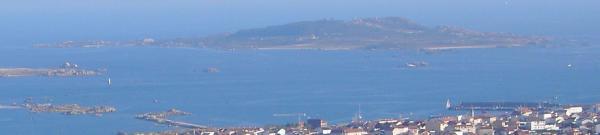 Isla de Sálvora. Foto: Wikipedia.