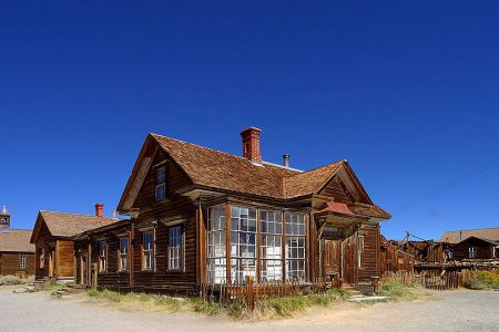 Bodie Historic District - Wikipedia