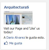 Facebook - ArquitecturaS - Me Gusta