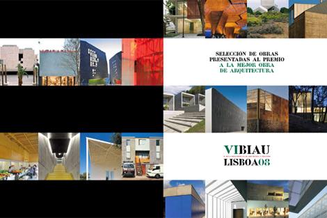Afiche de la  VI BIAU Lisboa 08 - La BIAU busca el intercambio de experiencias entre los profesionales iberoamericanos. ElMundo.es, Vivienda