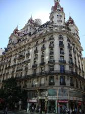 Vista desde la esquina de Esmeralda y Av. Córdoba - Wikipedia