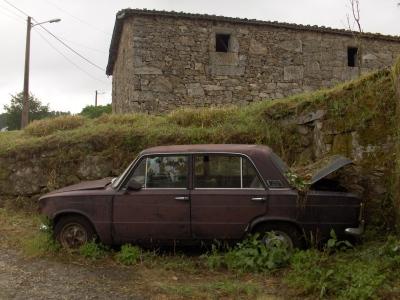 Freás, Concello de Ramirás - Orense, Galicia (España)