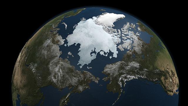 A Snapshot of Sea Ice - Foto: Algunos derechos reservados por NASA Goddard Photo and Video