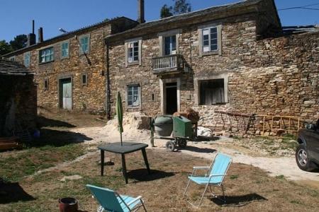 Estado actual de las viviendas, Lugo - Galicia, España. Foto: ElMundo.es, Vivienda