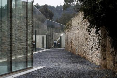 El Centro Internacional de Alimentación y Ciencia en Sant Benet de Bages. | Lluís Clotet - ElMundo.es