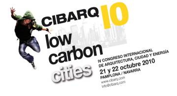Afiche CIBARQ 2010, IV Congreso de Alta Especialización - Fuente: CTE - España
