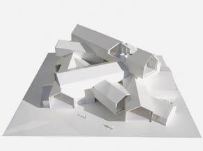 El concepto de VitraHaus aúna dos temas recurrentes en la obra de Herzog y de Meuron - Foto: Vitra Campus