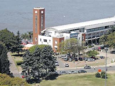 Ex Estación Fluvial. Sede rosarina de la 12° Conferencia Internacional de Ciudades y Puertos. Clarín.com, Arquitectura