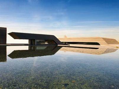 La espectacular vivienda, hecha a medida por y para Joaquín Torres en La Finca, se construyó en 2008 - Expansión.com Multimedia