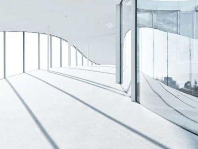 Paisaje onírico. Los interiores del nuevo Rolex Learning Center de Lausana hacen gala de un minimalismo extremo y surreal. Clarín.com, Suplemento ARQ