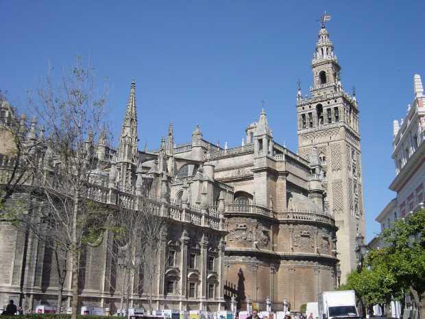 Catedral de Santa María de la Sede de Sevilla, Patrimonio de la Humanidad - Wikipedia