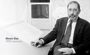 Alvaro Siza Vieira, 1992 Pritzker Architecture Prize