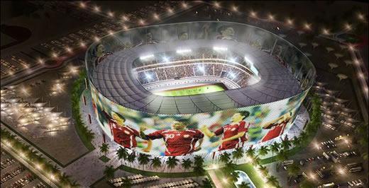 El Estadio Al-Rayyan tendrá una capacidad de entre 21.282 a 44.740 espectadores. extremisimo.com