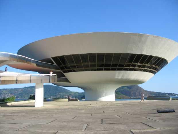 Museo de Arte Contemporáneo de Niterói. Brasil, Oscar Niemeyer - Wikipedia