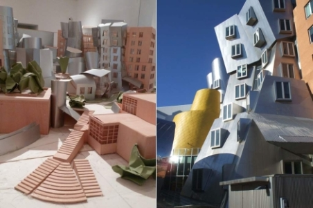 El Ray and Maria Stata Center, 1996-2001. ElMundo.es