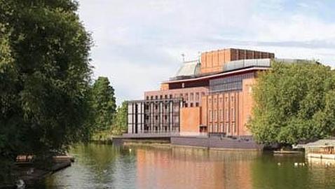 El nuevo edificio, a orillas del río Avon. ABC.es