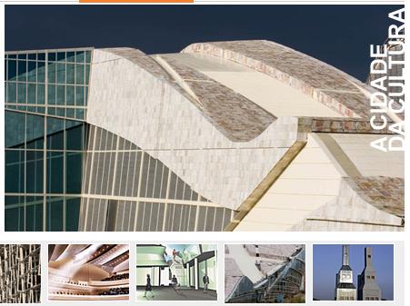A Cidade da Cultura - Galicia www.cidadedacultura.org/proxecto