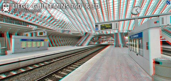 Liège-Guillemins 360º & 3D by Alain Hamblenne - Autopano blog