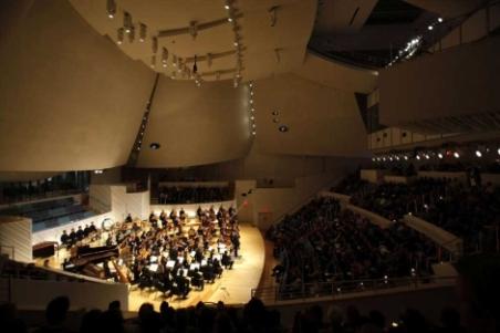 La nueva sede la Orquesta del Nuevo Mundo, de Frank Gehry. | Lynne Sladky / AP - ElMundo.es