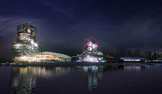 Proyecto ganador del Concurso de la Ciudad del Mar y de la Música Pop de Kaohsiung en Taiwán - 20minutos.es