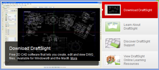 DraftSight public Beta now available: Free CAD software