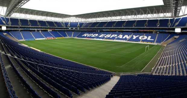 Estadio Cornellá-El Prat, Categoría 4 de la UEFA - Foto:  Wikipedia - This illustration was made by Elemaki Please credit this : José Porras