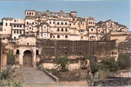Fortaleza en Badnore (Rajasthan), puesta a la venta por el gobierno indio. | Elmundo.es