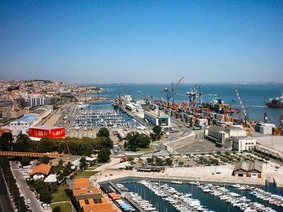 Puerto de Lisboa - Wikipedia