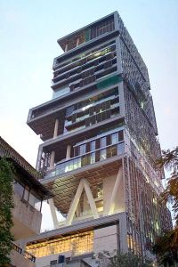Antilia as seen from Altamont Road - Wikipedia