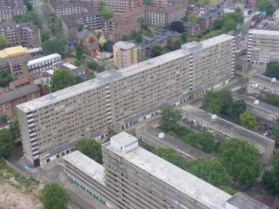 Heygate Estate in June 2009 - Wikipedia