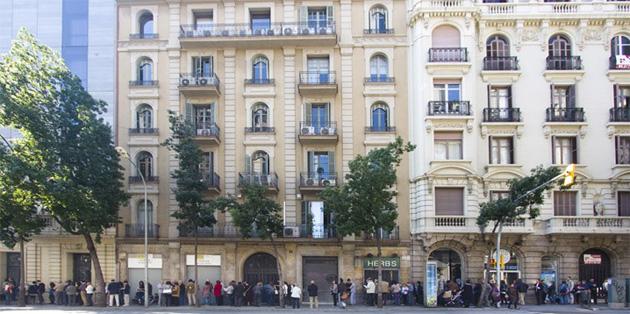 La sede del Círculo Ecuestre en Barcelona fue uno de los edifcios más visitados en la primera edición del 48H Open House BCN (2010).  Foto: WiljkMarkPhoto