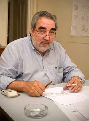 Eduardo Souto de Moura. Foto por Augusto Brázio. www.pritzkerprize.com