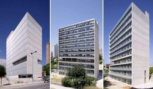 El Edificio de 40 apartamentos para mayores en Benidorm, de Javier García - Solera Vera (IVVSA) 20minutos.es