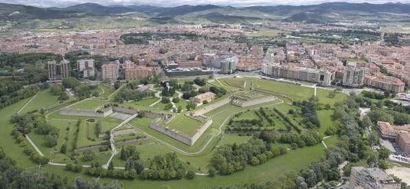 Ciudadela de Pamplona. Foto: EP / AYUNTAMIENTO DE PAMPLONA - 20minutos.es