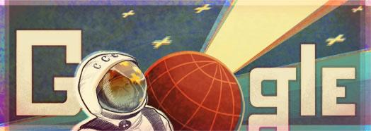50 Aniversario del viaje del primer hombre en el espacio - Google