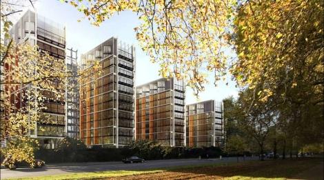 One Hyde Park, en Londres, ha sido diseñado por Sir Richard Rogers. | Candy & Candy - ElMundo.es