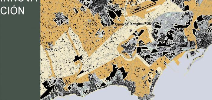 Plan Territorial de Vivienda de Cataluña por Josep Maria Vilanova y Ricard Pie. Imagen: XI BEAU