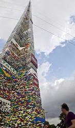 AFP La torre, terminada - ABC.es