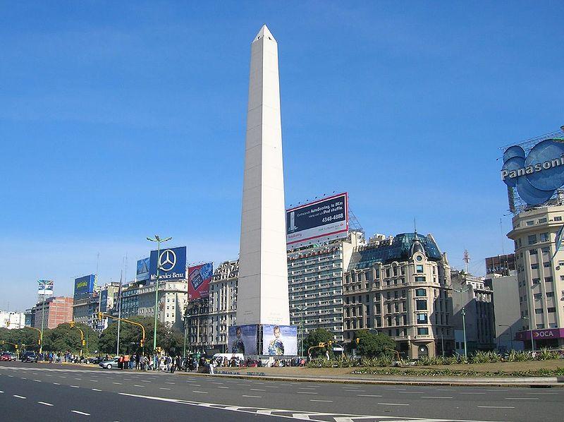 Obelisco de Buenos Aires - Wikipedia