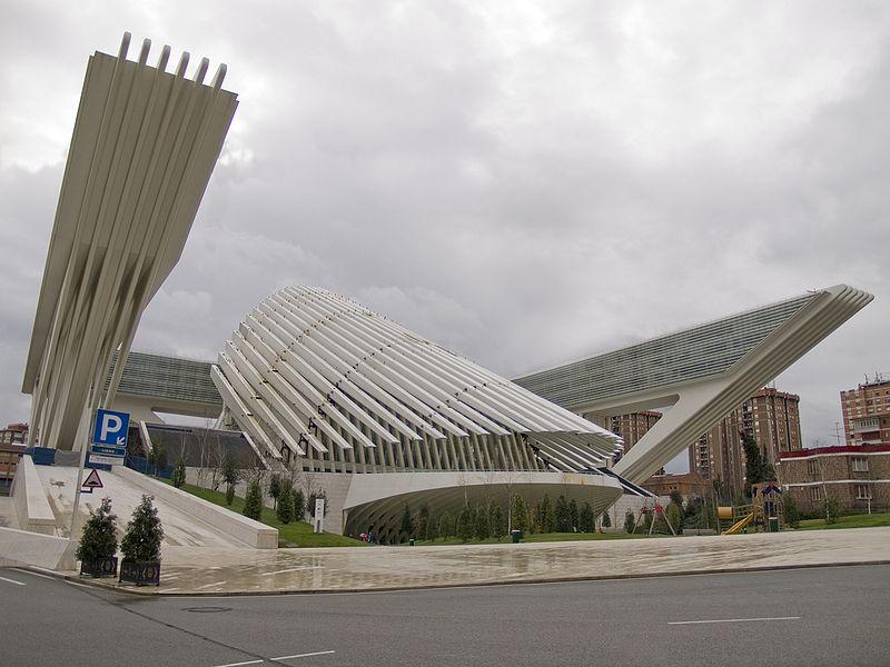 Auditorio Palacio de Congresos Príncipe Felipe de Oviedo (Asturias, España) Wikipedia
