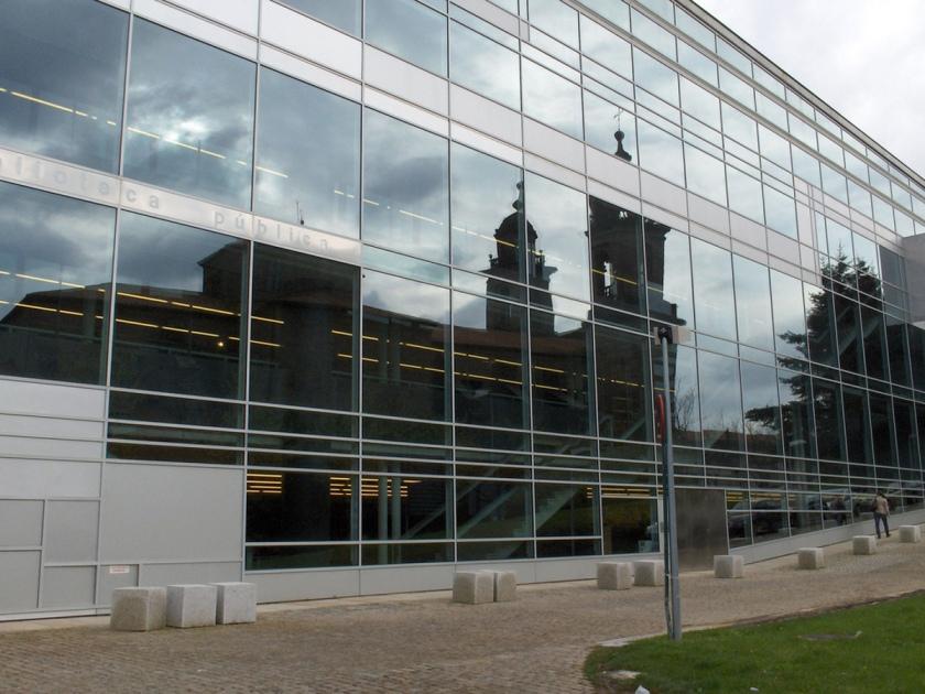 Biblioteca Pública de Santiago de Compostela, Galicia - España