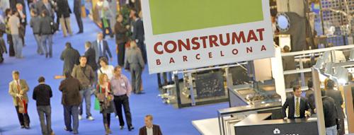 Construmat 2011,  del 16 al 21 de mayo en la Fira de Barcelona, España