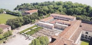 La Fundación Cini, en la isla de San Giorgio, es uno de los faros culturales de Venecia. Clarín.com