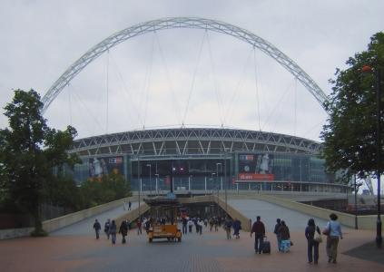 Wembley Stadium, Estadio de categoría 4 de la UEFA - Wikipedia