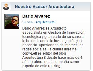 www.wikio.es/blogs/top/arquitectura